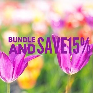Other - Bundle 2 or More Items and Get 15% Off